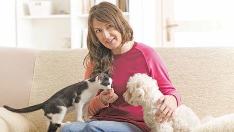 أمراض خطيرة تنقلها الحيوانات الأليفة