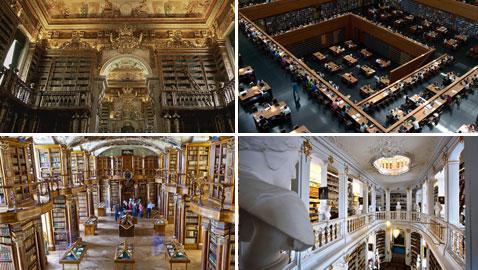 إليكم قائمة بأكثر المكتبات العامة روعة في عالمنا اليوم