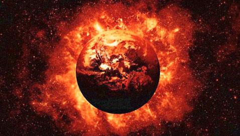 تنبؤات عالم فلك حول مصير البشرية بعد انفجار كوكب الأرض العظيم