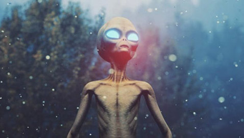 هل حقا يوجد مخلوقات في الفضاء؟!!