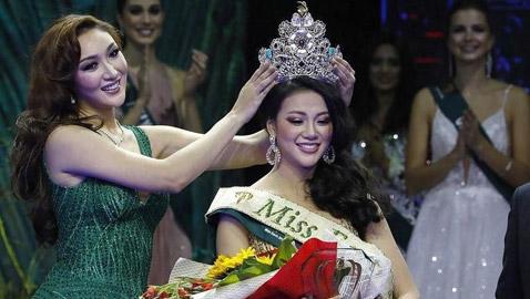 حسناء فيتنامية تفوز بلقب ملكة جمال الأرض لعام 2018