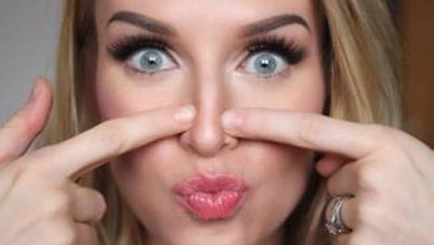 أنفك يكشف الكثير عن شخصيتك!!