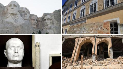 أبرز 9 أماكن مثير للجدل في العالم.. منها مكان ولادة هتلر!