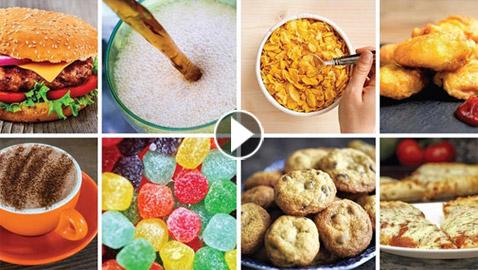 بالفيديو.. خطر الأطعمة المصنعة يرتفع والأمراض بسببها تزداد!