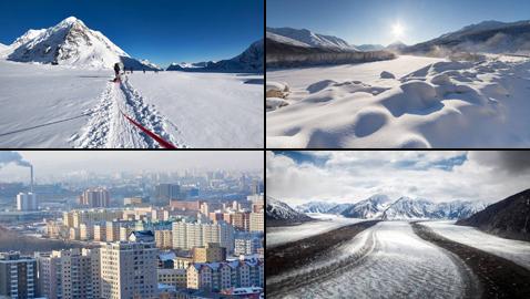 بالصور: تعرّفوا إلى أكثر الأماكن برودة على سطح الكرة الأرضية