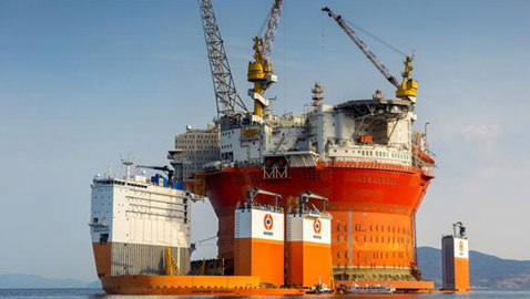 صور تصاميم عملاقة في صناعة السفن بالعالم