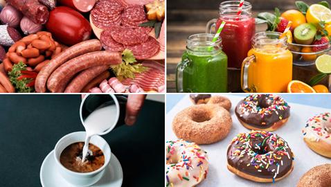 أطعمة خطيرة على الإفطار.. لا تتناولها!