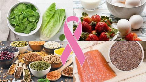 4 مجموعات غذائية تحارب السرطان