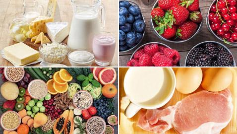 إليكم قائمة أفضل العناصر الغذائية التي لا غنى عنها مع التقدم في العمر