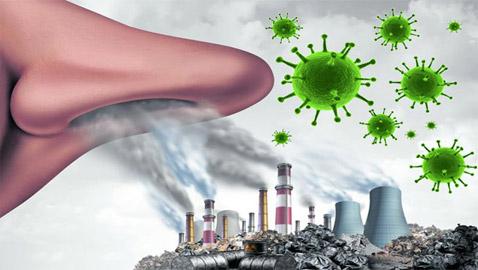 صور تثبت أن البيئة المستفيد الأول من فيروس كورونا!