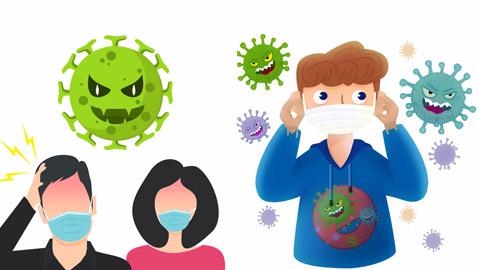 7 نصائح لمواجهة الموجة الثانية من فيروس كورونا