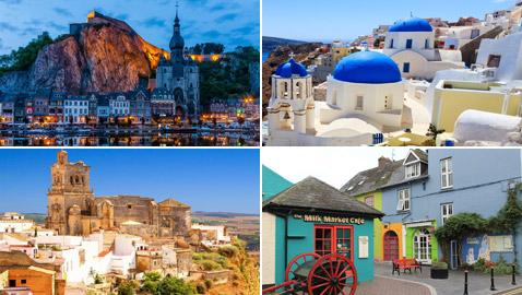 ابتعد عن الصخب واقض عطلة سياحية هادئة.. إليك أجمل القرى الأوروبية