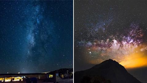 مشاهدة النجوم.. إليكم أفضل المواقع للاستمتاع بالسماء المرصعة بالنجوم